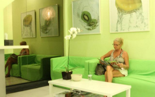 Spa Kuta - Rejuvie Skin Clinic : waiting area