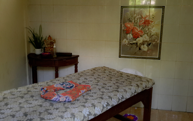 Ubud Spa - Restu Spa : Single Treatment Room