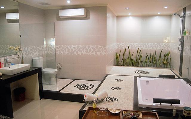 Spa Nusa Dua - Rosehill - Spa Couple Room Interior