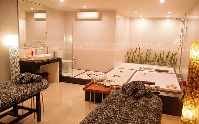 Spa Nusa Dua - Rosehill - Spa Couple Room
