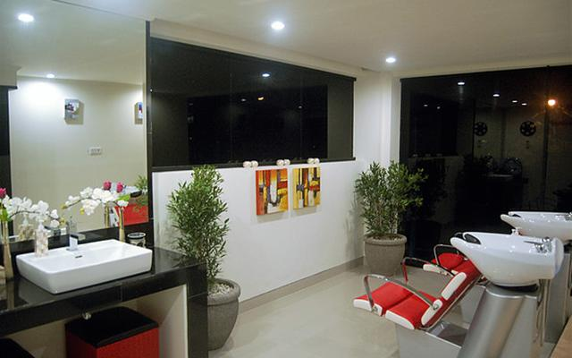 Spa Nusa Dua - Rosehill - Hairdressing Room