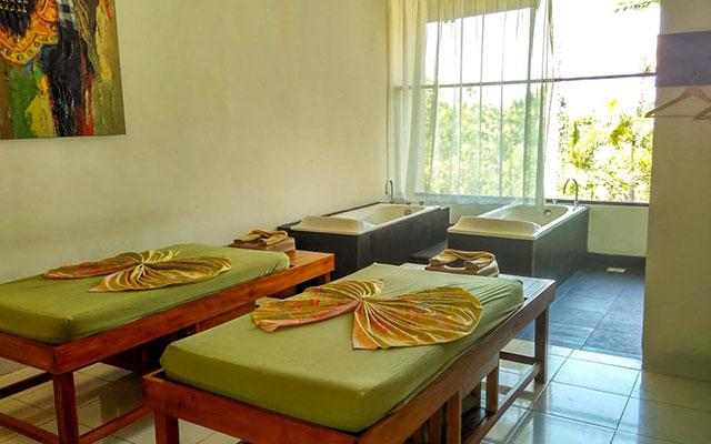 The Khayangan Spa Herbs Royal Casa Ganesha Ubud