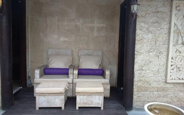 Sakaya Spa Kuta - Best Western Resort - Pedicure Area