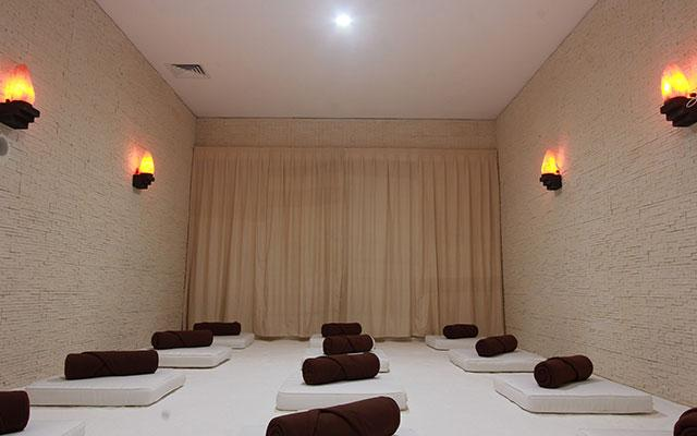 Salt Therapy Room Ubud