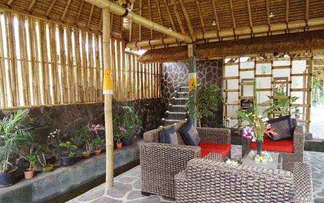 Good Massage in Ubud - Sang Spa - Lounge