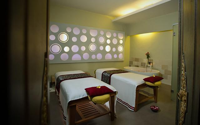 Sanur Paradise Plaza Hotel - Spa Treatment Room