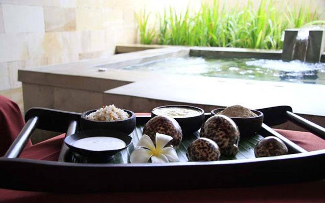 Spa Nusa Dua -  Spa The Bale : scrubs