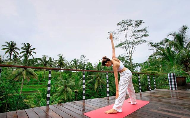 Sebali Spa - Puri Sebali Resort  - Yoga