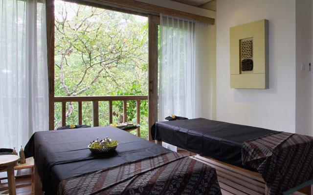 Serayu Spa - Kayon Resort Ubud - Treatment Room