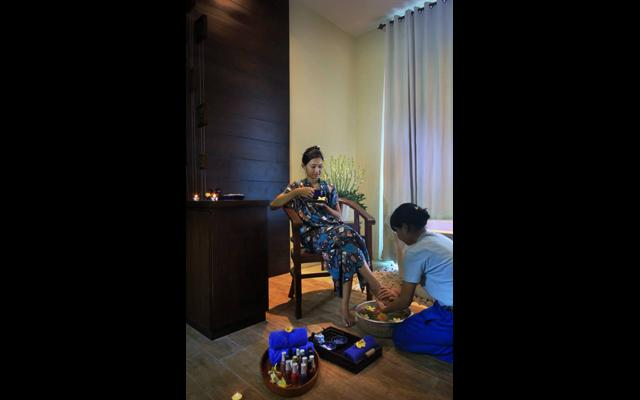 Spa Nusa Dua - Solace Spa - Foot Bath