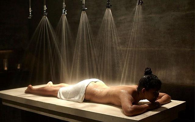 Soori Spa Tabanan Bali - Water Treatment at Spa