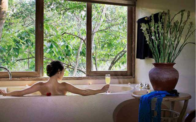 Resort in Ubud-Kayon Resort Ubud-Spa Bath