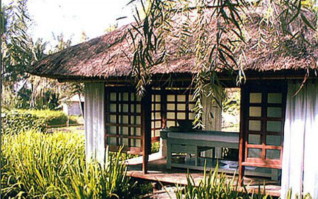 Ubud Spa - Spa Hati : Outdoor Tretament