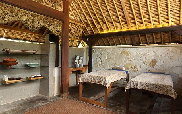 Bali Spa - Alindra Villa Jimbaran - Facility: Massage Room