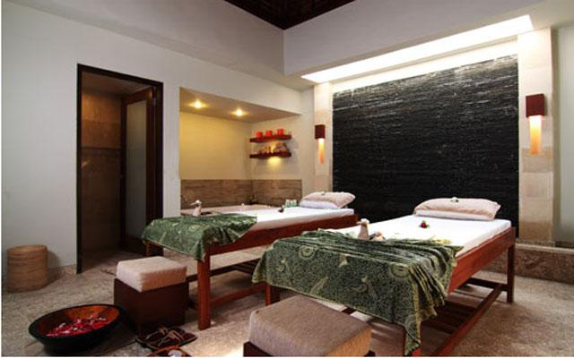 Spa Bali-Spa at Palm Suit Villa & Spa Sanur-Treatment Room