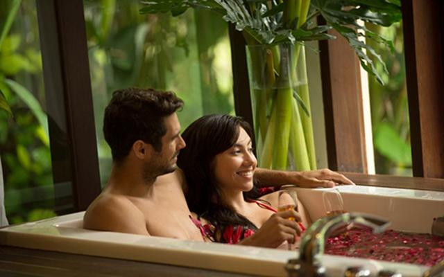 Samaya Ubud - The Spa - Couple Bath