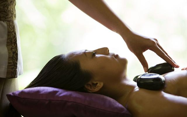 Samaya Ubud - The Spa - Stone Massage
