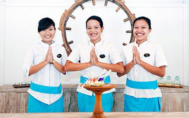 Lembongan Spa - Glo Spa Sandy Bay