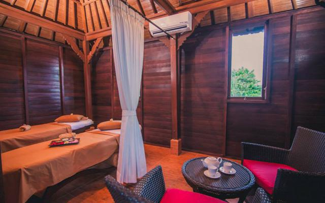 Spa Bali-Spa at The Swaha Gianyar-Treatment Room