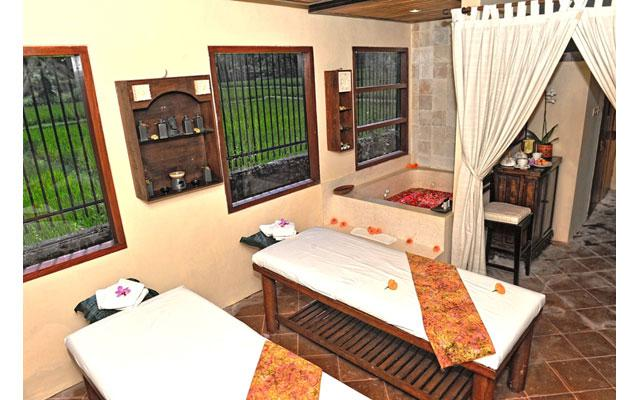 Ubud Spa - Aniniraka Spa : Treatment Room