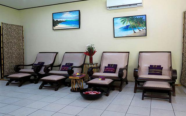 Spa Kuta - Jepun Beach Spa : treatment room