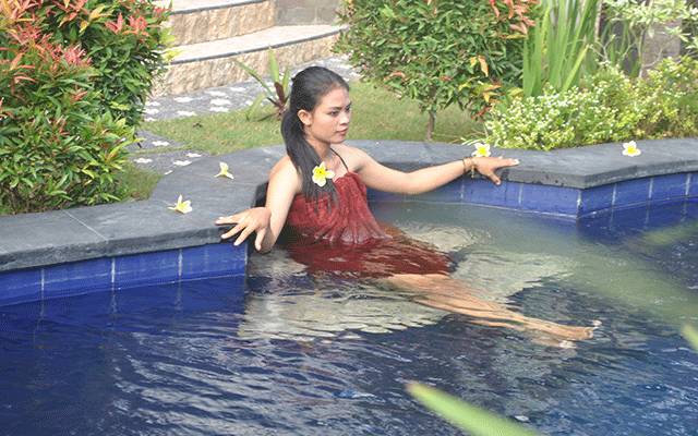 Kuta Spa - Sparsh Spa : Spa Pool