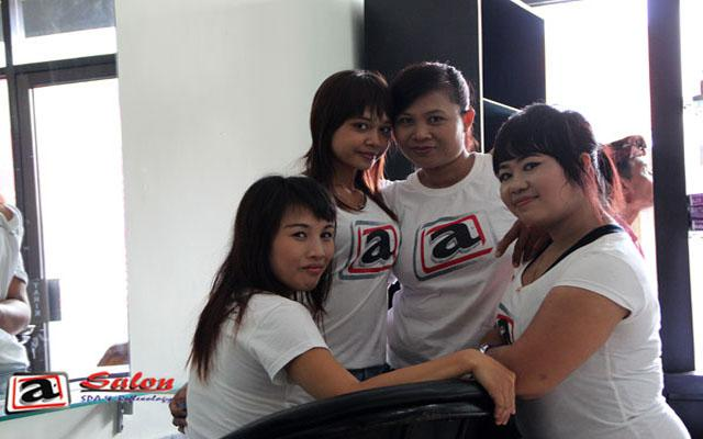 Spa Canggu - A Salon & Spa : staff
