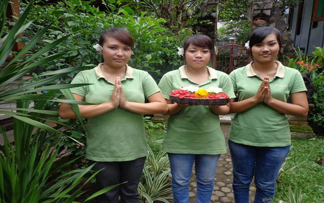 Spa Bali-Rembulan Beauty Salon & Spa Ubud, Bali-Staff