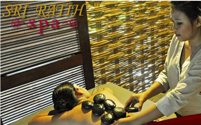 Bali Spa-Sri Ratih Spa Ubud-Stones Massage