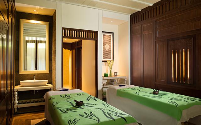 Spa Nusa Dua - Tea Tree Spa at Holliday Inn Tanjung Benoa - Lounge