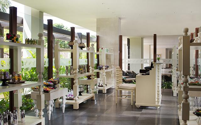 Spa Nusa Dua - Tea Tree Spa at Holliday Inn Tanjung Benoa - Reception
