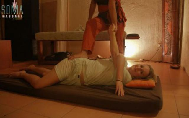 Spa Legian - Soma Massage: Thai Massage