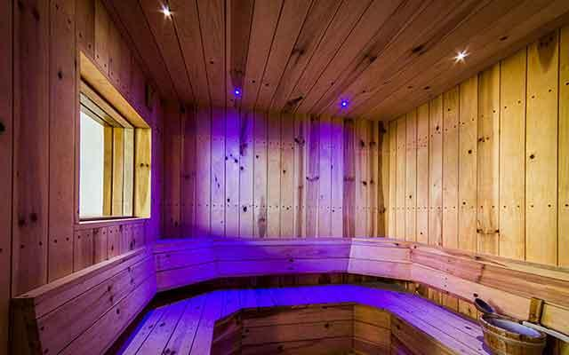 The Griya Villas and Spa Amed - Sauna