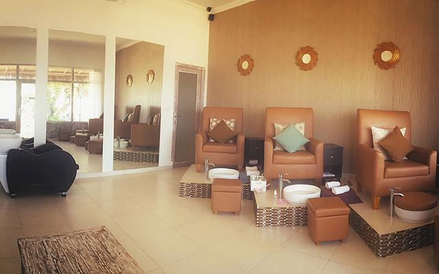 The Nest Beach Side Spa Sanur Pedicure Room