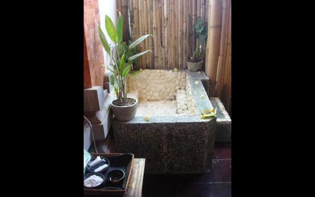 The Orchid Spa Ubud - Massage Room