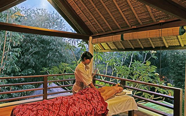 The Purist Villas Ubud - Spa Massage with jungle view