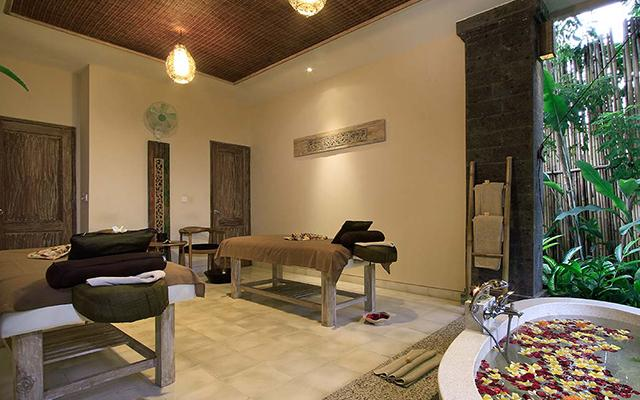 The Sankara Spa Ubud - Treatment Room