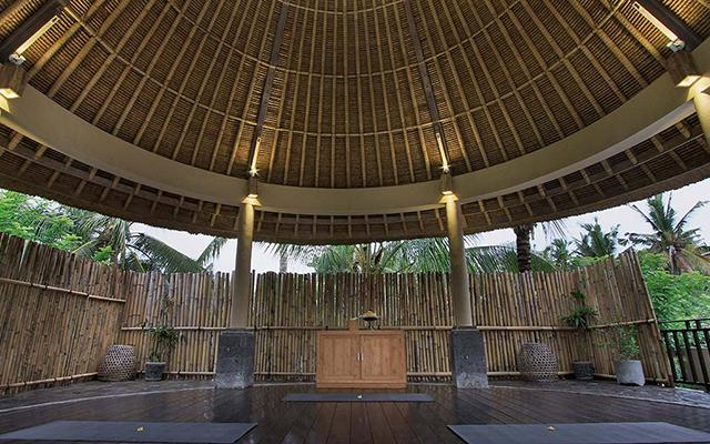 Sankara Ubud Resort - Yoga Pavillion