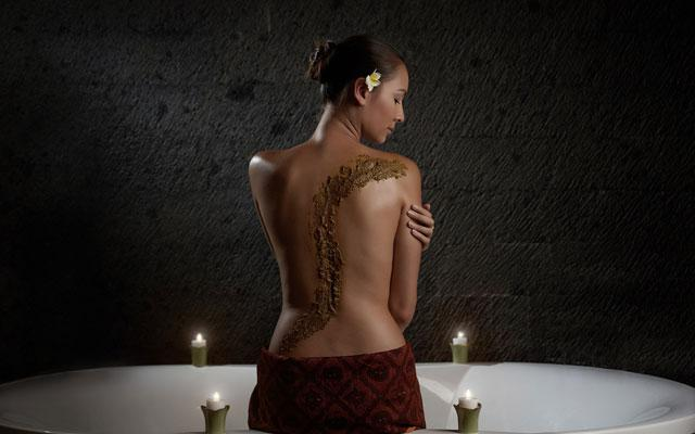 Spa Nusa Dua - Thevana Spa : body scrub