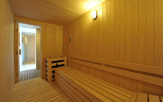Spa Nusa Dua - Thevana Spa : sauna room