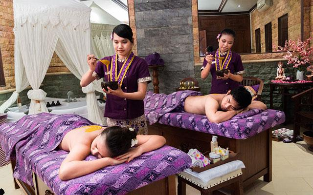 Sanur Spa - Tirta Ayu Spa Bali : Javabese Royal Treatment