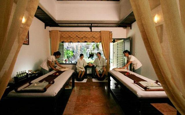 Treatment Room for Couple - Dreamland Spa, Ungasan Bali
