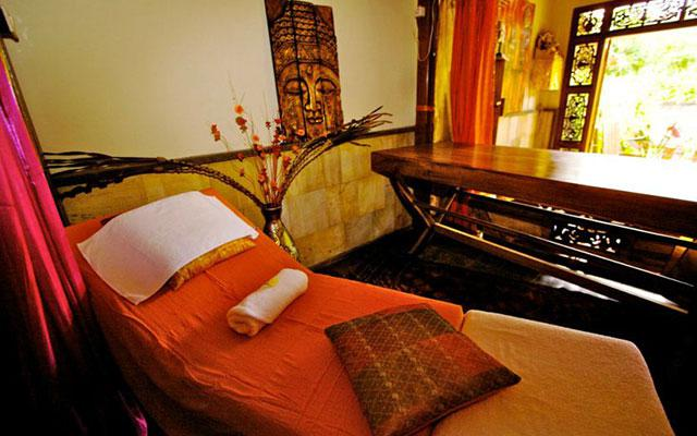 Ubud Spa - Shangri La Spa : room treatment