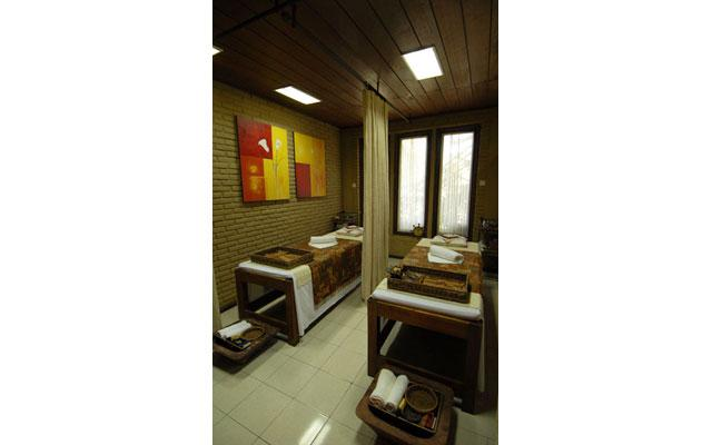 Touch Spa Karangasem-Treatment Room