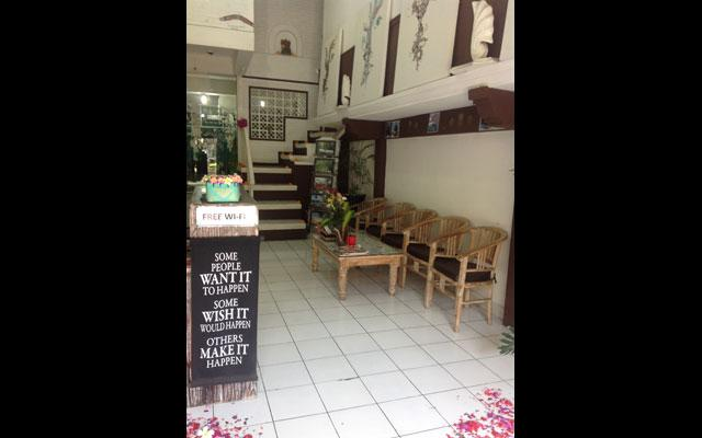Ubud Exclusive Spa - Entrance