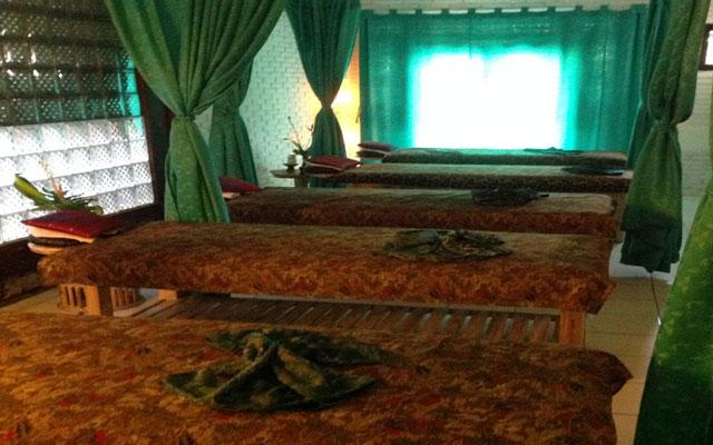 Ubud Exclusive Spa - Massage Bed