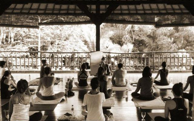 Yoga Class for Beginner in Bali - Taksu Yoga Ubud