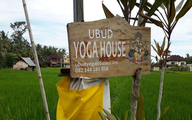 Ubud Yoga House - Phone Number