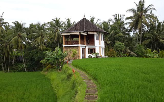 Ubud Yoga House - Office