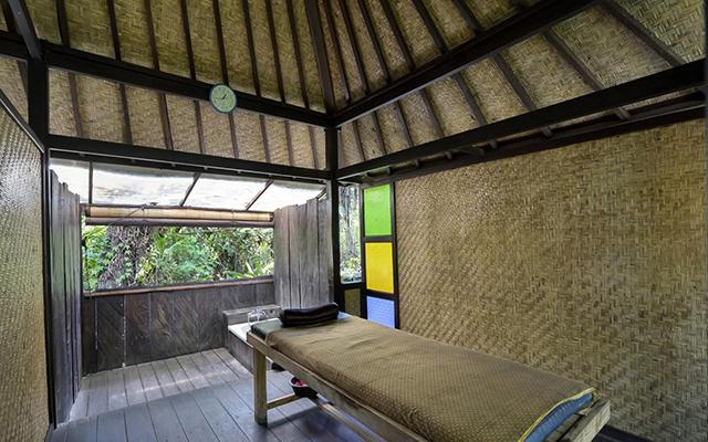 Ubud Sari Hotel - Wellness Center - Treatment Room